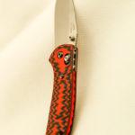 Кастомные накладки для ножа Benchmade 555. 556