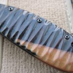 Накладки ручной работы для ножей Kershaw