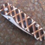 Накладки ручной работы для ножей BUCK