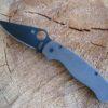 Кастомные накладки для ножей SPYDERCO, PARA - MILITARY 2