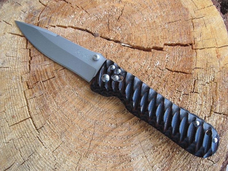 Кастомные накладки для ножей SOG, SPEC ELITE