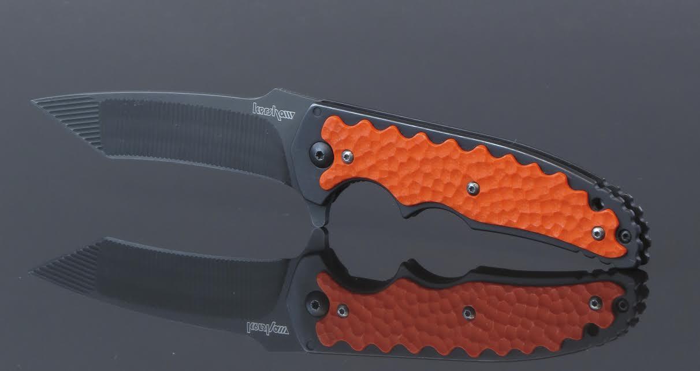 Кастомные накладки для ножей Kershaw