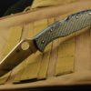Кастомные накладки для ножей Spyderco ENDURA