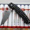 Кастомные накладки для ножей Spyderco MILITARY