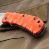 Кастомные накладки для ножей ZT 0550