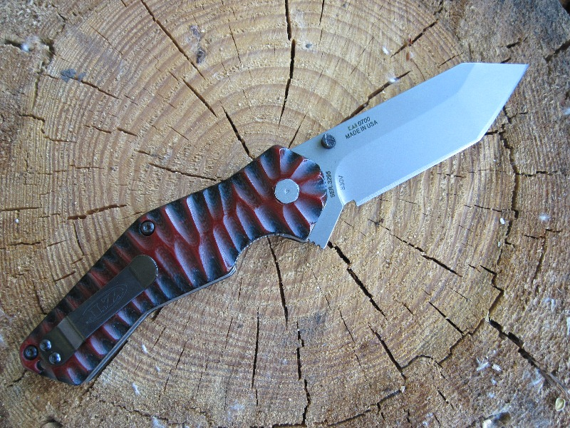 Кастомные накладки для ножей ZT 0700