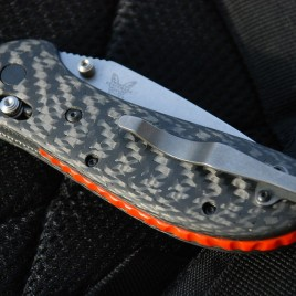 Benchmade 551,552,553, Carbon Fiber