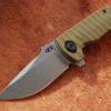 Кастомные накладки для ножей ZT 0909