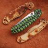 Кастомные накладки для ножей Ontario RAT 1