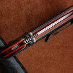 Кастомные накладки для ножей Benchmade 552, CARBON AV