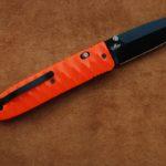 Кастомные накладки для ножей LIONSTEEL