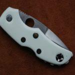 """Кастомные накладки для ножей Spyderco """"NATIVE"""""""