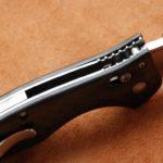 """Кастомные накладки для ножей Benchmade 810 """"CONTEGO"""", CF"""