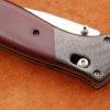 Кастомные накладки для ножей BENCHMADE 581 BORDOCAR