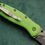 Кастомные накладки для ножей KERSHAW, BLUR SALAT