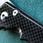 Кастомные накладки для ножей Sebenza 25, CF