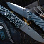 Кастомные накладки для ножейLone Wolf Knives, T2