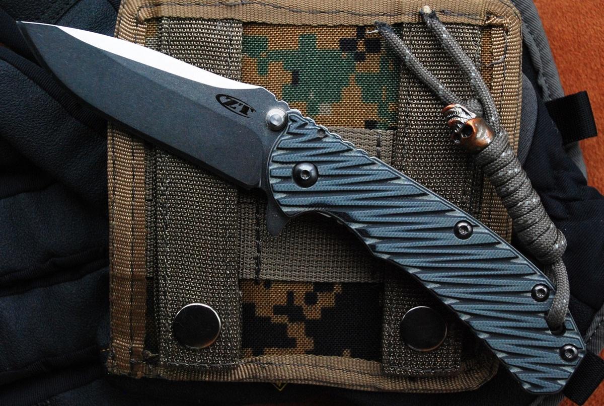 Кастомные накладки для ножейZT 0566