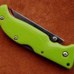 Кастомные накладки для ножей Cold Steel, Finn Wolf
