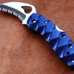 Кастомные накладки для ножей BYRD HAWKBILL