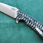 Кастомные накладки для ножей ZT 0560