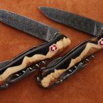 Кастомные накладки для ножей Victorinox WINE MASTER