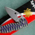 Кастомные накладки для ножей Spyderco NATIVE 5