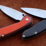 Кастомные накладки для ножей BUCK 327, or.