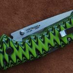 Кастомные накладки для ножей Cold Steel, CODE 4, SAL.