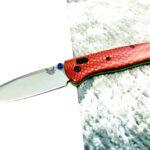 Ножевой Гардероб: Кастомные накладки для ножей Benchmade